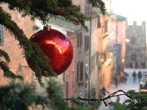 Wie feiert man Weihnachten in der Toskana ?