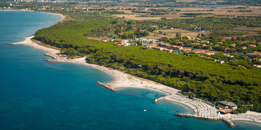 Costa degli Etruschi - Etruscan Coast