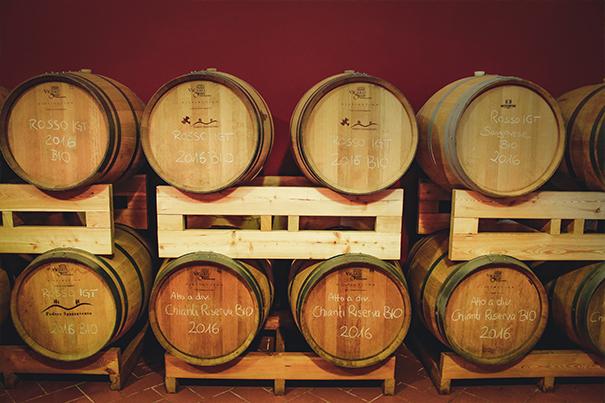 Wein- und Olivenölverkostung