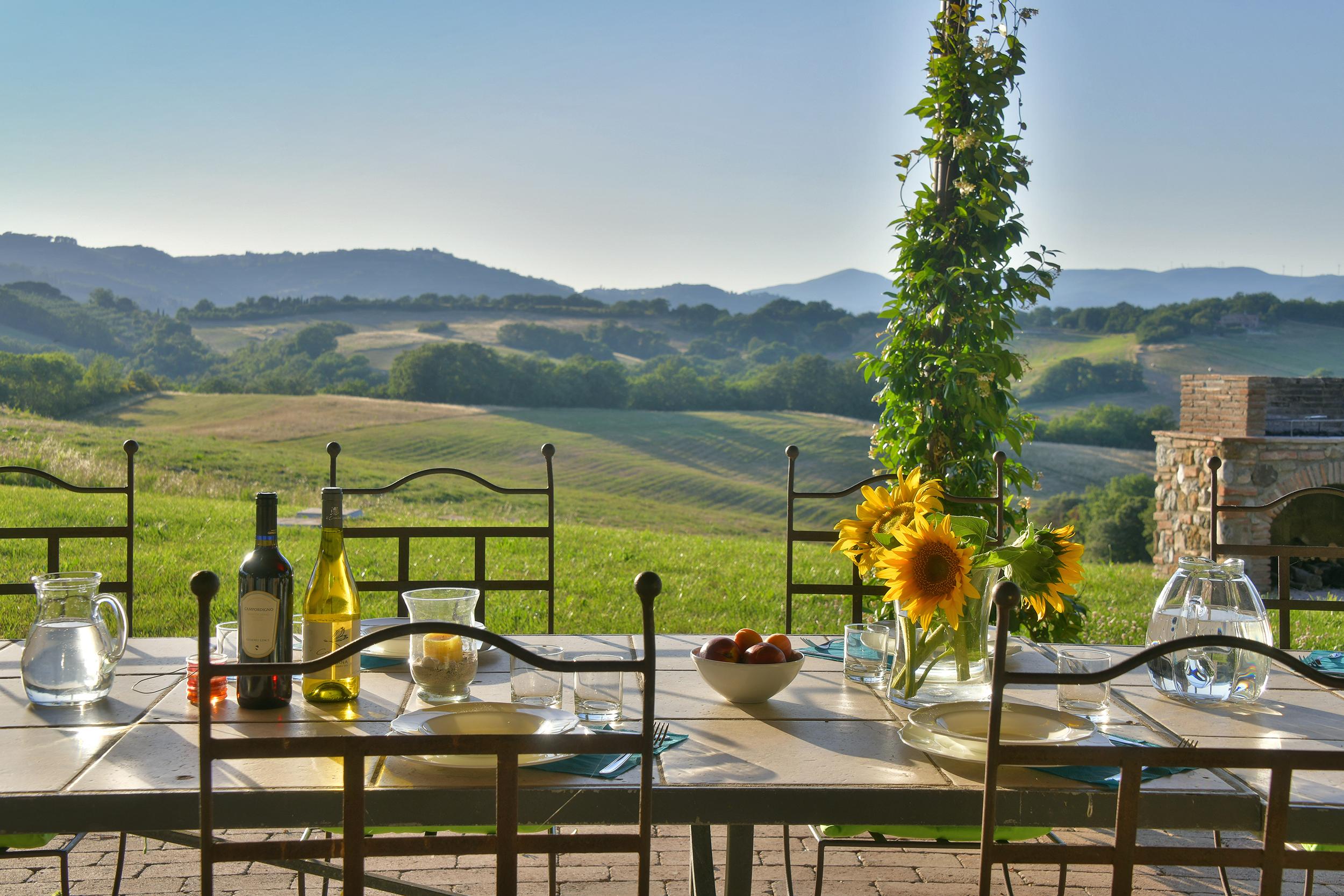 <span>Caroline's Toscana</span> übernimmt...